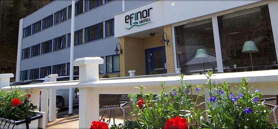 Topp Efinor Hotell | Byen Vår Florø YF-51